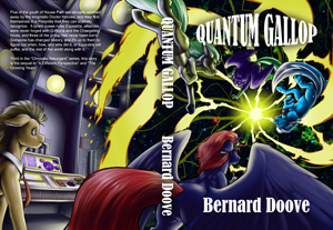 Cover art for Quantum Gallop